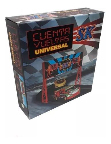 cuenta vueltas universal sk pistas scalextrix casa valente