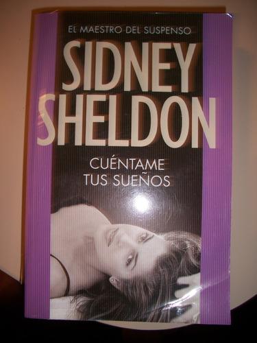 cuentame tus sueños / sidney sheldon   z16