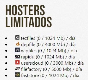Cuentapremium Alldebrid Mega Rapidgator Uploaded Filefactory