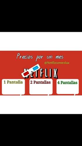 cuentas neflix | autopage / transf