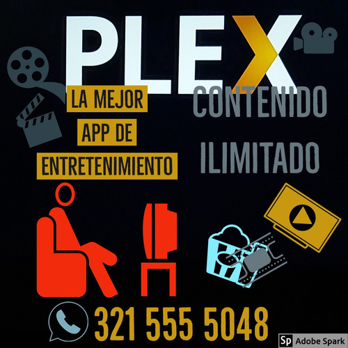 cuentas netflix- plex-amazon garantía 100% entrega inmediata