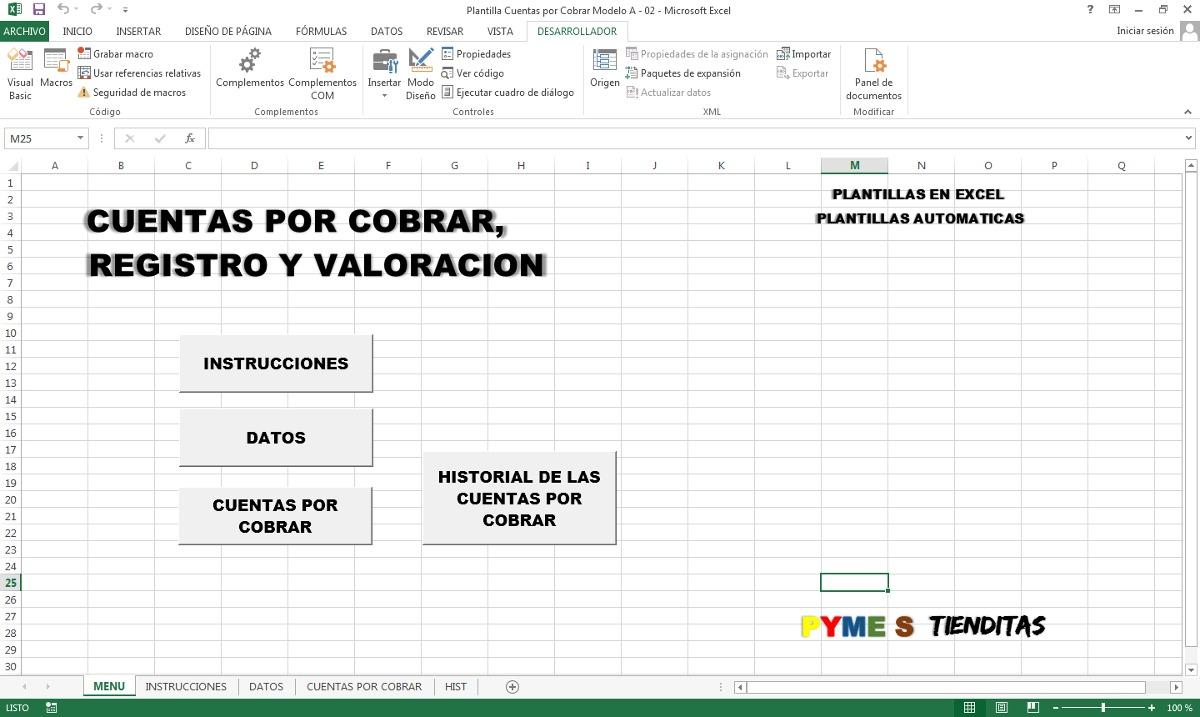 Lujo Plantillas De Cuentas Por Cobrar Colección de Imágenes ...