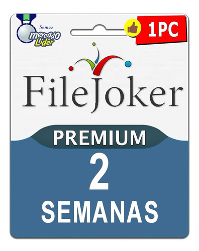 cuentas premium filejoker 15 dias - oficial 100% original