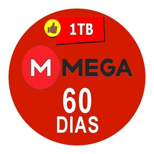 cuentas premium mega 60 dias 2 meses oficial 1000gb mensual