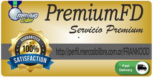 cuentas premium mega x 12 meses (365 dias) 1 año original