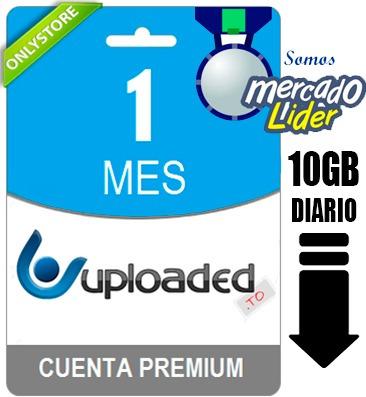cuentas premium uploaded 30 dias - oficial 100% original