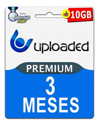 cuentas premium uploaded 90 dias 3 meses oficial garantia