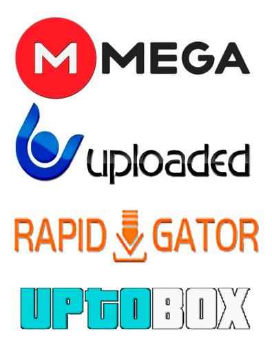 cuentas premium uploaded mega uptobox rapidgator 90 dias