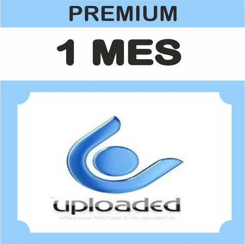 cuentas premium uploaded x 30 dias - garantia!