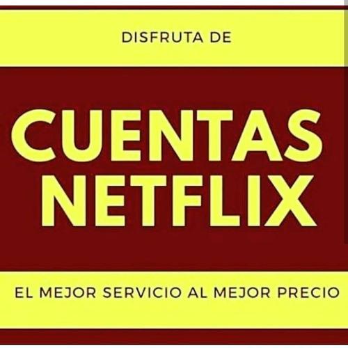 cuente netflix   original   1/12 month   garantiza.