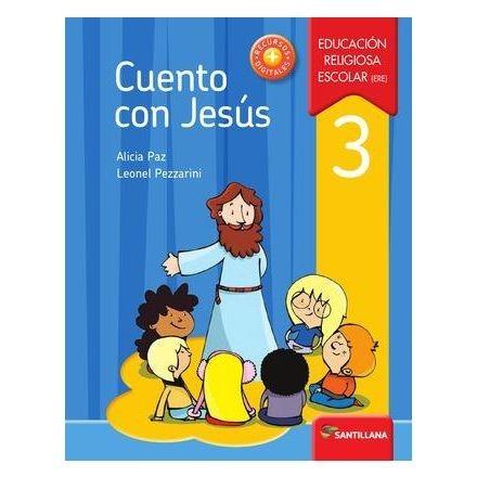 cuento con jesus 3 - santillana - rincon 9