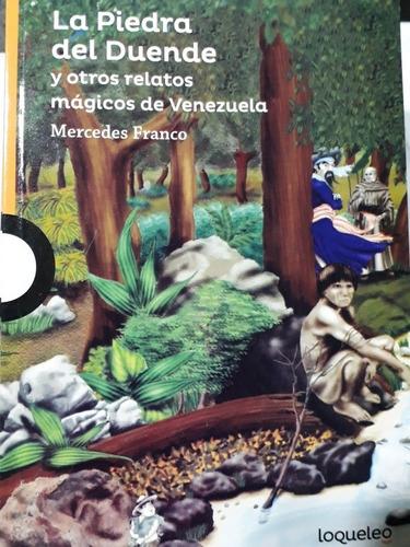 cuento la piedra del duende otros relatos mágicos venezuela