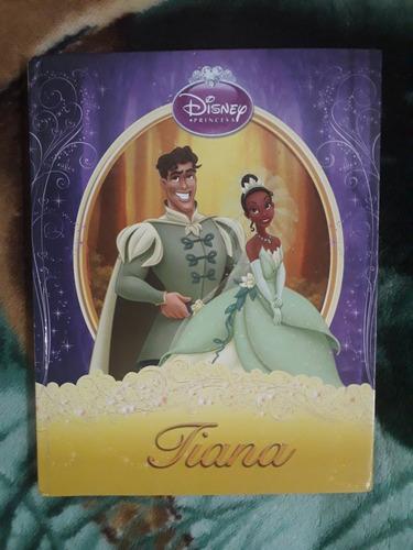 cuento la princesa y el sapo tiana  disney 4 ver d