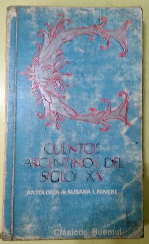 cuentos argentinos del siglo xx