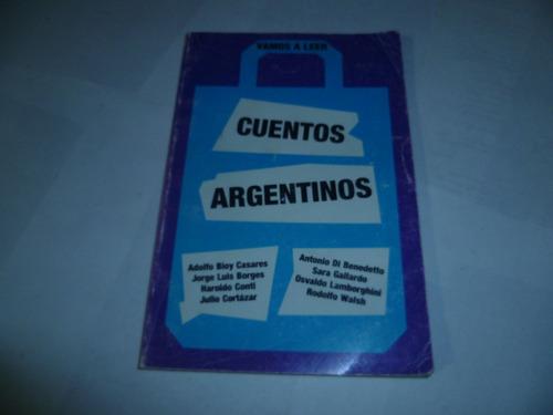 cuentos argentinos - vamos a leer
