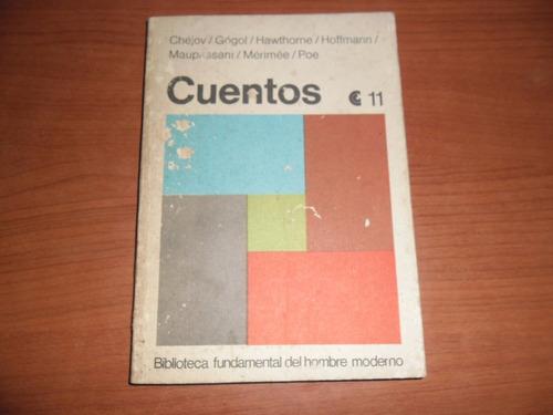 cuentos - chèjov y varios  - biblioteca f. del hombre modern