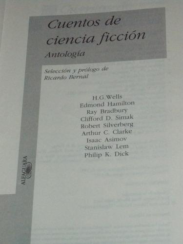 cuentos ciencia ficción