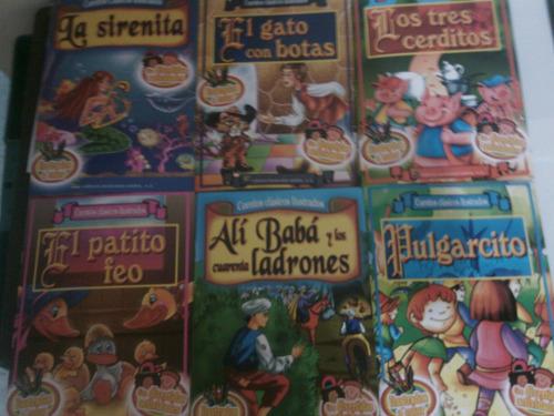 cuentos clasicos ilustrados menudeo $18 lqe mayoreo $12