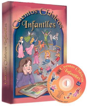 cuentos clasicos infantiles 1 vol + dvd  euromexico