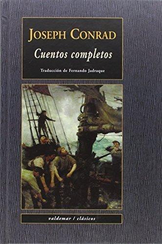 cuentos completos, joseph conrad, ed. valdemar