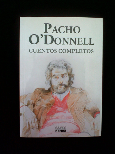 cuentos completos, pacho o'donnell