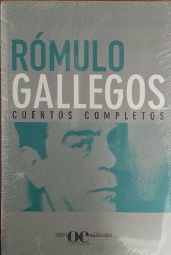 cuentos completos / romulo gallego
