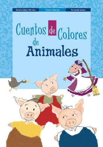 cuentos de colores de animales(libro infantil)