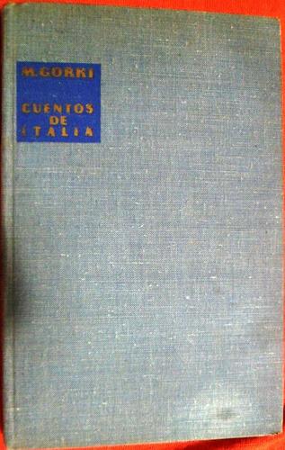 cuentos de italia - m. gorki