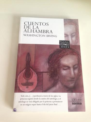 cuentos de la alhambra excelente edición anotada literatura