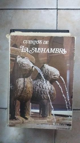 cuentos de la alhambra - washington irving