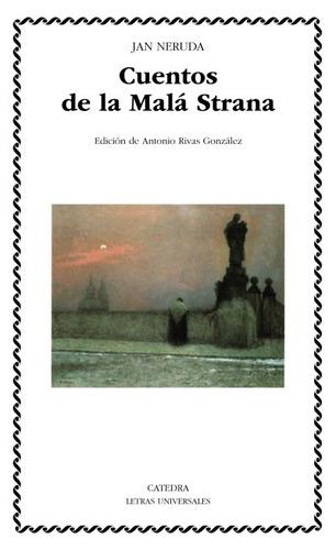 cuentos de la malá strana(libro novela y narrativa extranjer