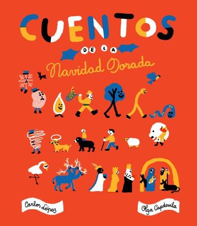 cuentos de la navidad dorada(libro infantil y juvenil)