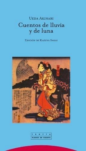 cuentos de lluvia y de luna, akinari, trotta