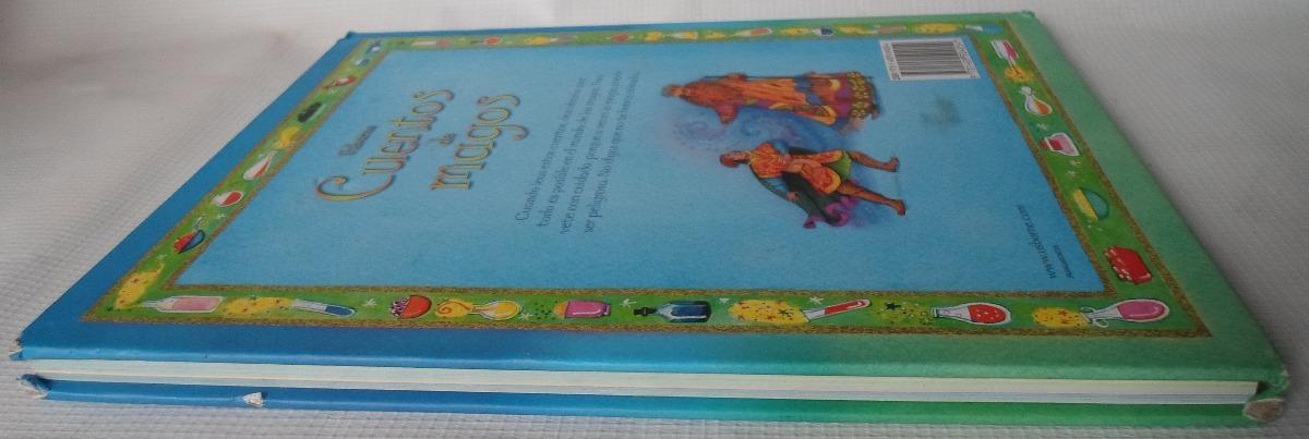 Cuentos De Magos Libro Infantil Magia Aventuras A Todo Color ...
