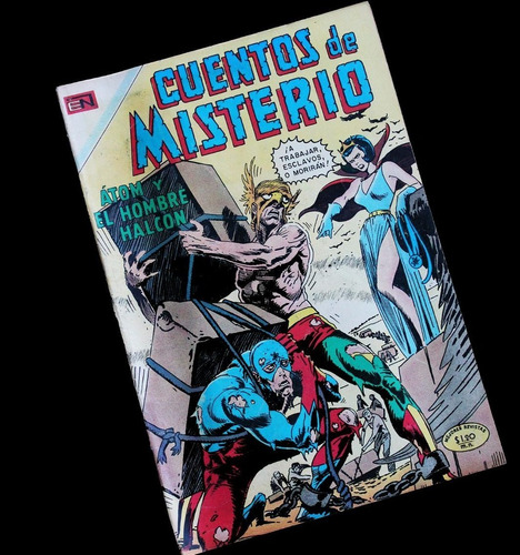 cuentos de misterio novaro coleccion comic digital