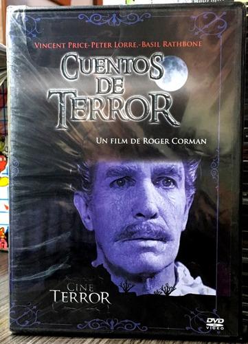 cuentos de terror (1962) director: roger corman