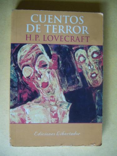 cuentos de terror / h. p. lovecraft
