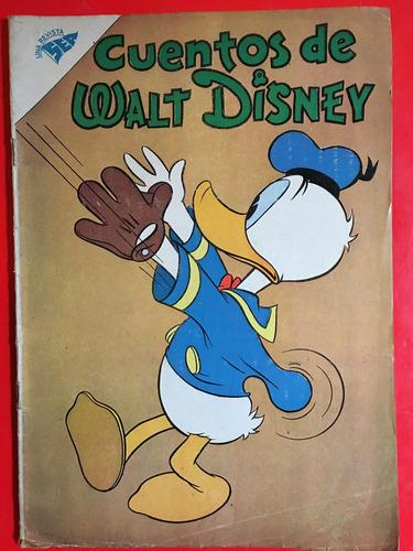 cuentos de walt disney, 225, 1960, 32 pag, sea novaro