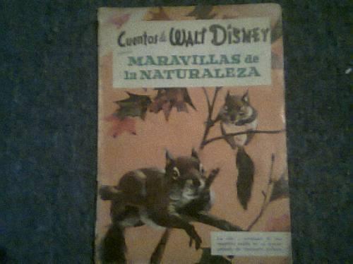 cuentos de walt disney maravillas de la naturaleza