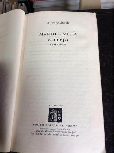 cuentos de zona tórrida, manuel mejía vallejo