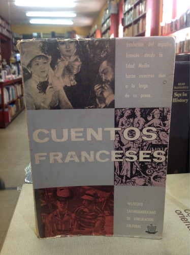 cuentos franceses.
