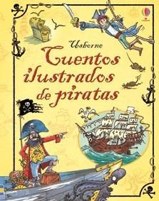 cuentos ilustrados de piratas / usborne (envíos)