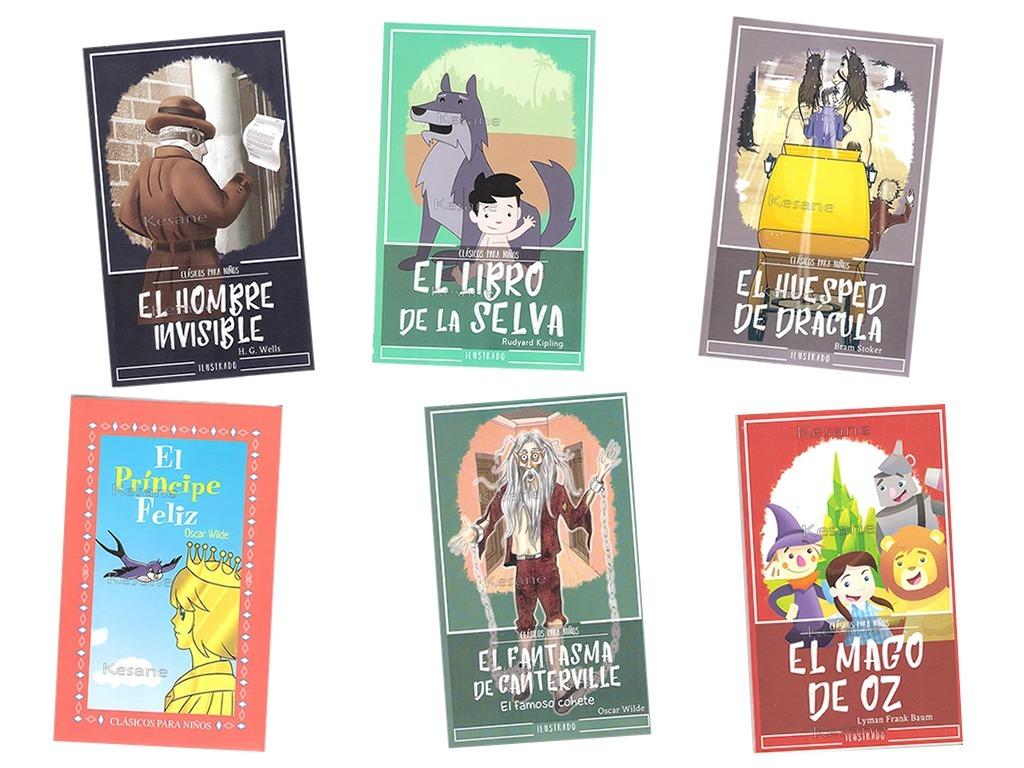 libros infantiles por mayoreo