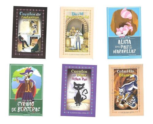 cuentos infantiles 30 libros clásicos paquete niños mayoreo
