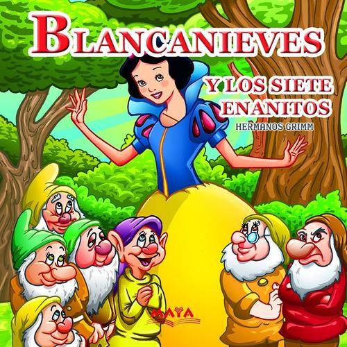 cuentos infantiles clásicos en mayúsculas. x6