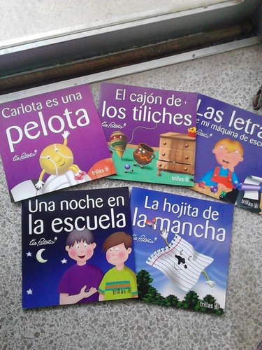 cuentos infantiles editorial trillas