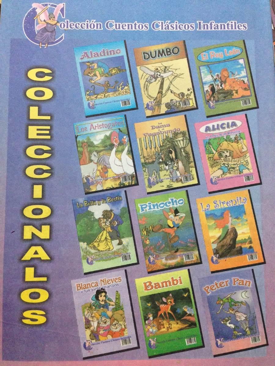 coleccion de libros infantiles