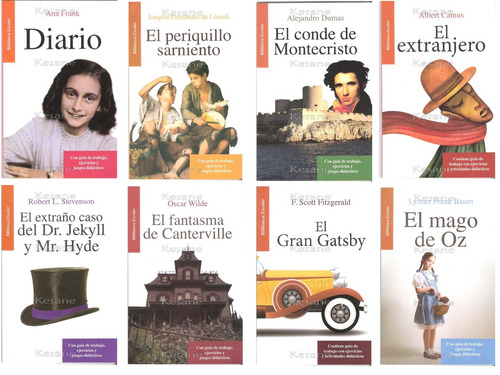 cuentos infantiles paquete 4 libros juveniles escolares