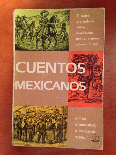 cuentos mexicanos / seleccion enrrique congrains martin