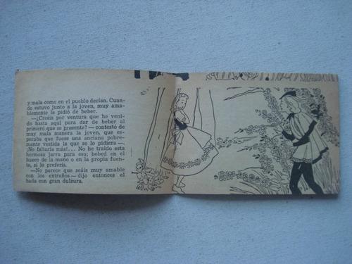 cuentos miniatura sopena n° 23 serie a - las hadas
